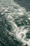 surface vatten för hav Fotografering för Bildbyråer