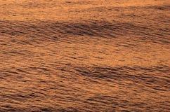 surface vatten för hav Royaltyfria Bilder
