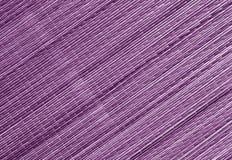 surface violette de tapis de paille de ton Photos libres de droits