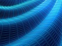 surface wavy vektor illustrationer