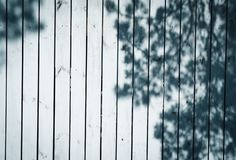 Surface of white wooden planks. stock photos