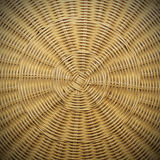 Surface wicker chair Royalty Free Stock Images
