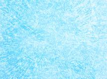 Blue background of Ice texture Stock Photo