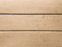 Surface of the wood plank crack background Royalty Free Stock Photos