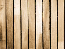 Surface of the wood plank crack background Stock Photography