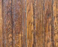 Wooden door surface of dark wood royalty free stock photography