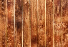 The surface of wooden and knoted planks Stock Photo