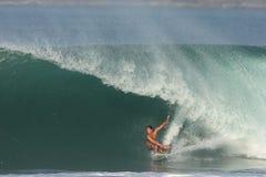 Surfar Foto de Stock