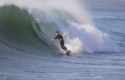 Surfar Fotografia de Stock