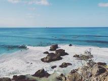Surfar Australien Arkivbild