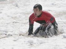surfare Arkivfoton