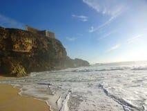 Surfbeach - el Praia hace Norte Foto de archivo