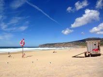 Surfbeach - el Praia hace Norte Fotos de archivo libres de regalías