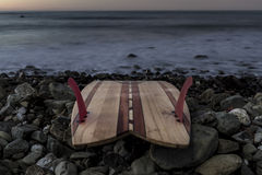Surfboard Obraz Royalty Free