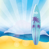 Surfboard Stock Photography