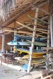 surfboards Imagens de Stock