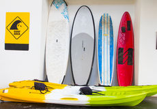 surfboards Photo stock
