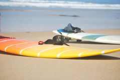 surfboards Images libres de droits
