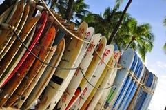 surfboards zdjęcia royalty free
