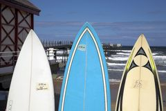Surfboards For Sale Stock Images