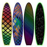 Surfboards Royalty Free Stock Photos