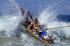 Surfboat Stock Photography