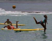 Surfbrett-Sprung Stockbilder