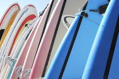 surfbretter Stockfotos