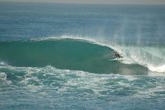 Surfen Stockbild