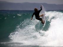 Surfen Lizenzfreie Stockfotos