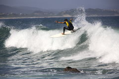 Surfen Stockfoto