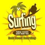 Surfen Lizenzfreie Stockfotografie