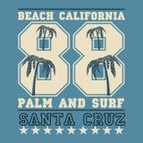 Surfendes Kalifornien, surfendes Sankt-kruz, Wassersport Stockfotografie