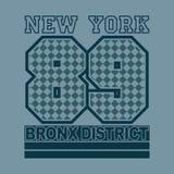Surfendes Sonnenmeer, surfende T-Shirts, T-Shirt Aufschrift typograph Stockbild