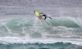 Surfer Lizenzfreie Stockfotos