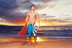 surfer Στοκ φωτογραφίες με δικαίωμα ελεύθερης χρήσης