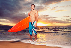 Surfer Stock Photos
