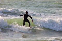 Surfer on 2nd Championship Impoxibol, 2011 Royalty Free Stock Photos