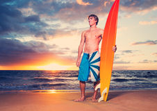 Surfer Royalty Free Stock Photo