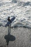 Surfer Stock Foto's