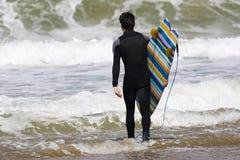 Surfer Photographie stock libre de droits