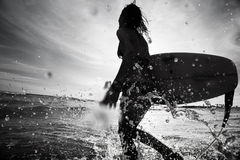 surfer Fotografia Royalty Free