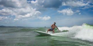 Surfer Lizenzfreie Stockbilder