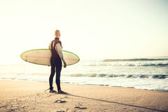 Surfer Lizenzfreies Stockfoto