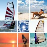 surfer Images libres de droits