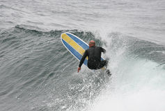 Surfer royalty-vrije stock foto's
