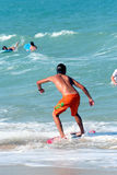 Surfer 9 Photographie stock