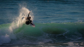 Surfer1 Images stock