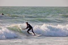 Surfer auf 2. Meisterschaft Impoxibol, 2011 Stockfotografie