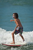Surfer boy Royalty Free Stock Images